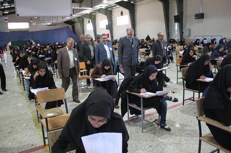 آزمون استخدامی آبفار خراسان جنوبی با حضور یکهزار و 359 داوطلب ثبت نام شده برگزار شد