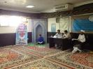 برگزاری مسابقات قرآنی و مراسم استقبال بازگشتت برگزیدگان استانی از مسابقات کشوری قرآن کریم_4